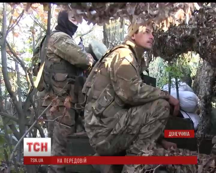 Лави бойовиків на Донбасі поповнились новими силами /