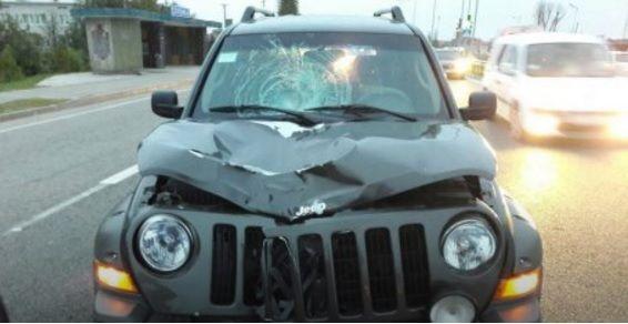 За кермом автомобіля Jeep був нацгвардієць-контрактник / ZAXID.NET