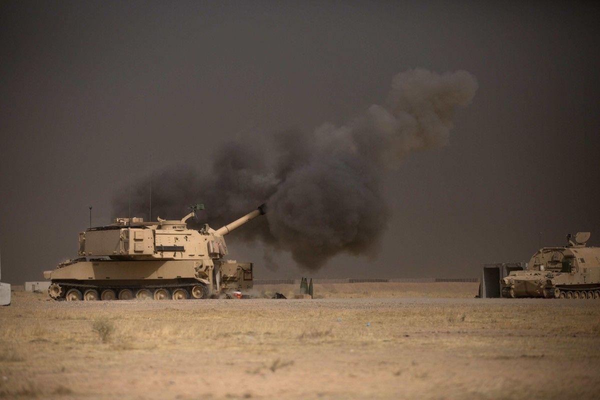 США отчитались опервых потерях впроцессе операции вМосуле