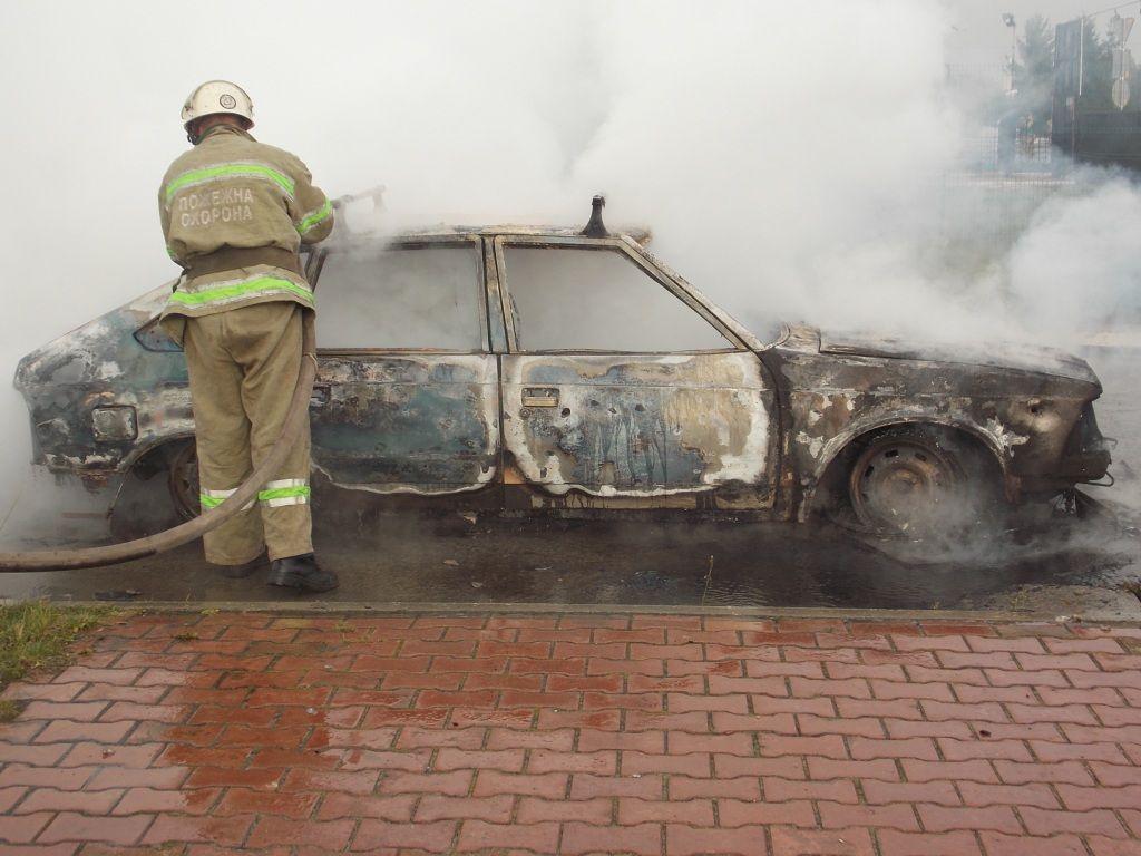 В результате инцидента никто не пострадал / Фото dpsu.gov.ua