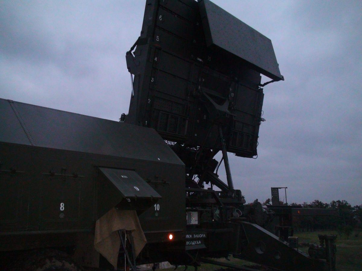 "РЛС 79К6 ""Пеликан"" / mil.gov.ua"