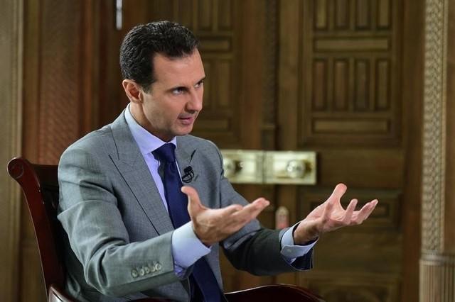 Асад дає інтерв'ю російському виданню