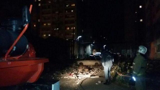В результате взрыва погибли трое людей / ren.tv