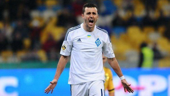 Мораес: обсуждал сШевченко возможность играть засборную Украины