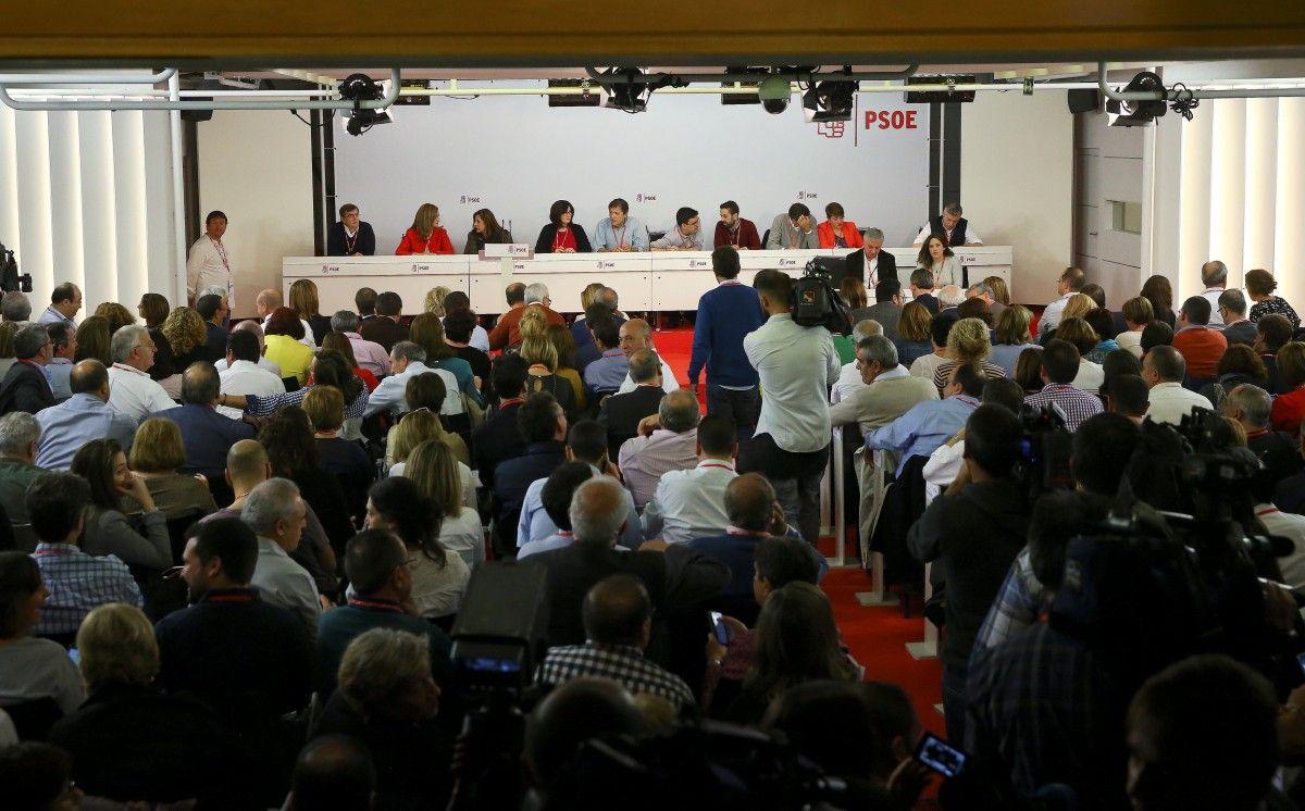 З'їзд опозиційної соціалістичної партії Іспанії / REUTERS