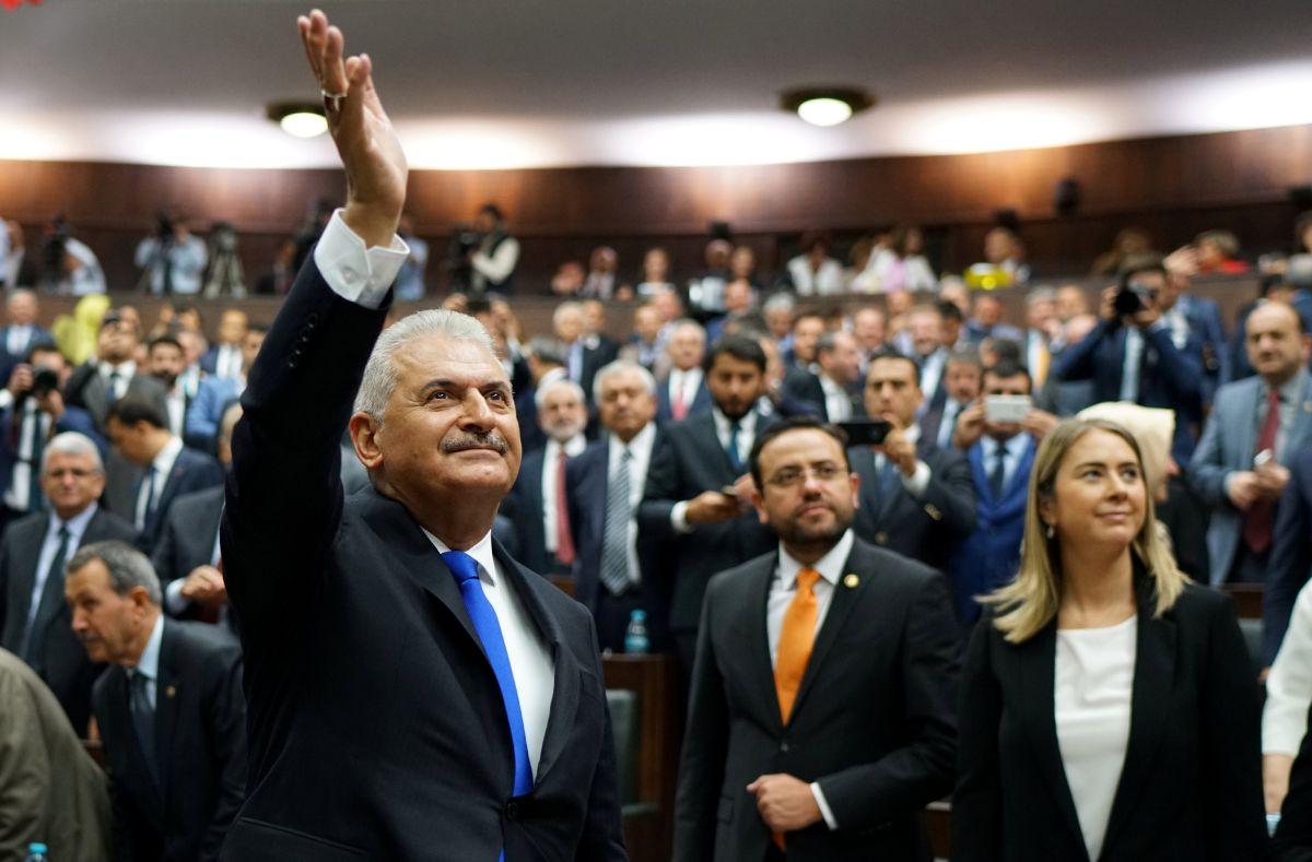 ВТурции завершили работу над новоиспеченной конституцией