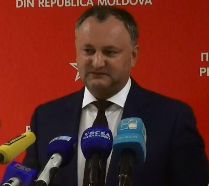 Лидер президентской гонки Молдовы назвал Крым территориейРФ