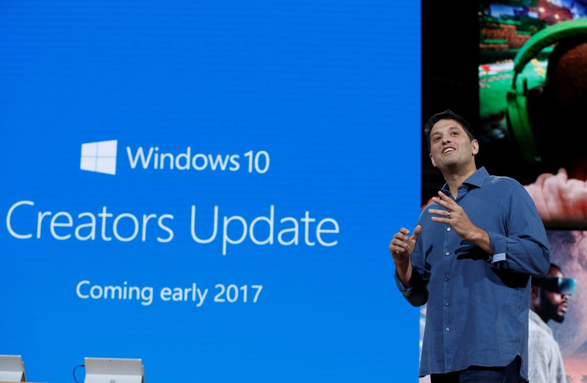 ВWindows 10 появится встроенная функция стриминга игр
