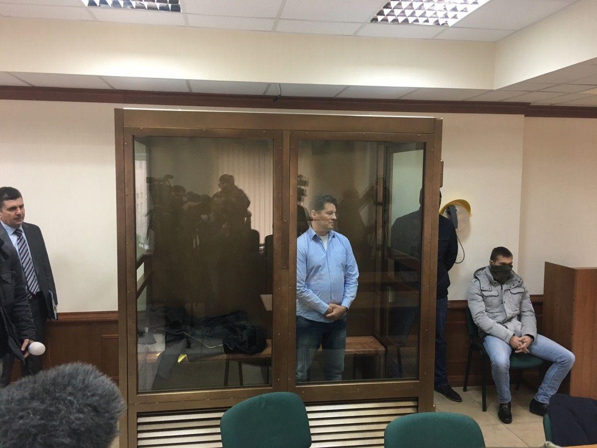 Суд продовжив арешт Сущенка до 30 січня 2017 року / Фото УНІАН
