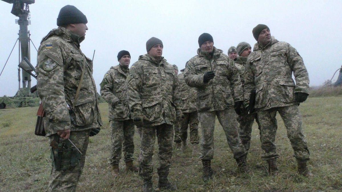 Муженко сказал обиспытании ВСУ новых средств ПВО— Есть приличные результаты