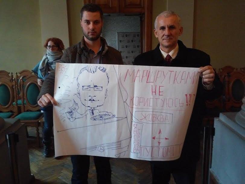 Обурені жителі Львова розцінюють