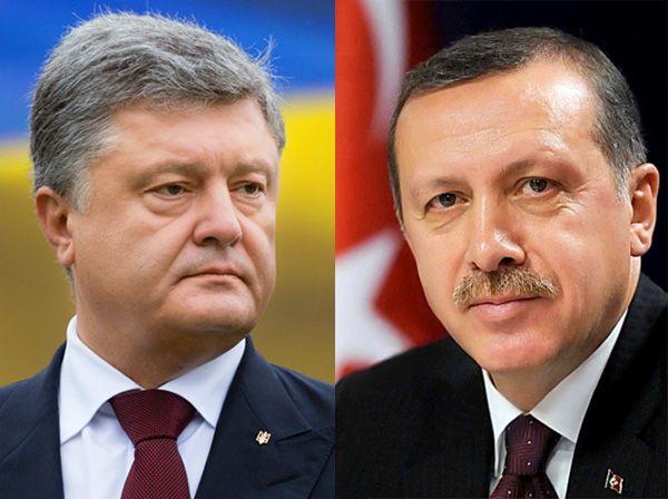 Барак Обама иРеджеп Тайип Эрдоган обсудили кампанию противИГ