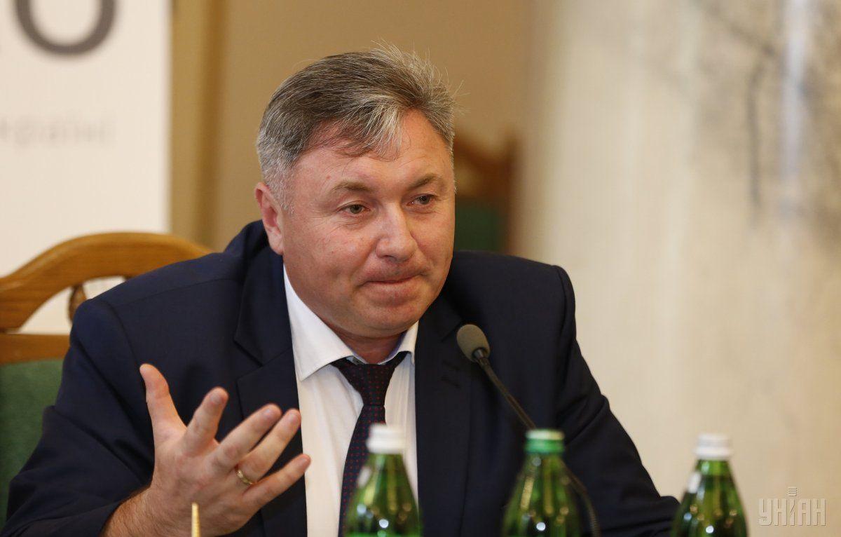 Глава Луганской ОГА Гарбуз задекларировал 62,4 газемли вРоссии