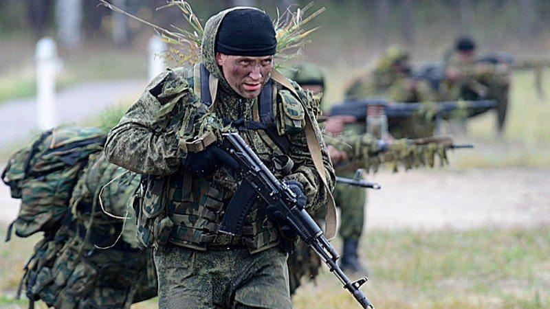 30 спецназівців ГРУ РФ прибутку в Докучаєвськ Донецької області / lastday.club