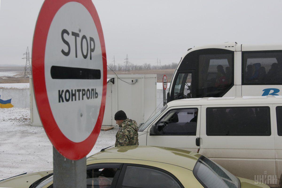 У результаті обстрілу ніхто з прикордонників не постраждав / Фото УНІАН