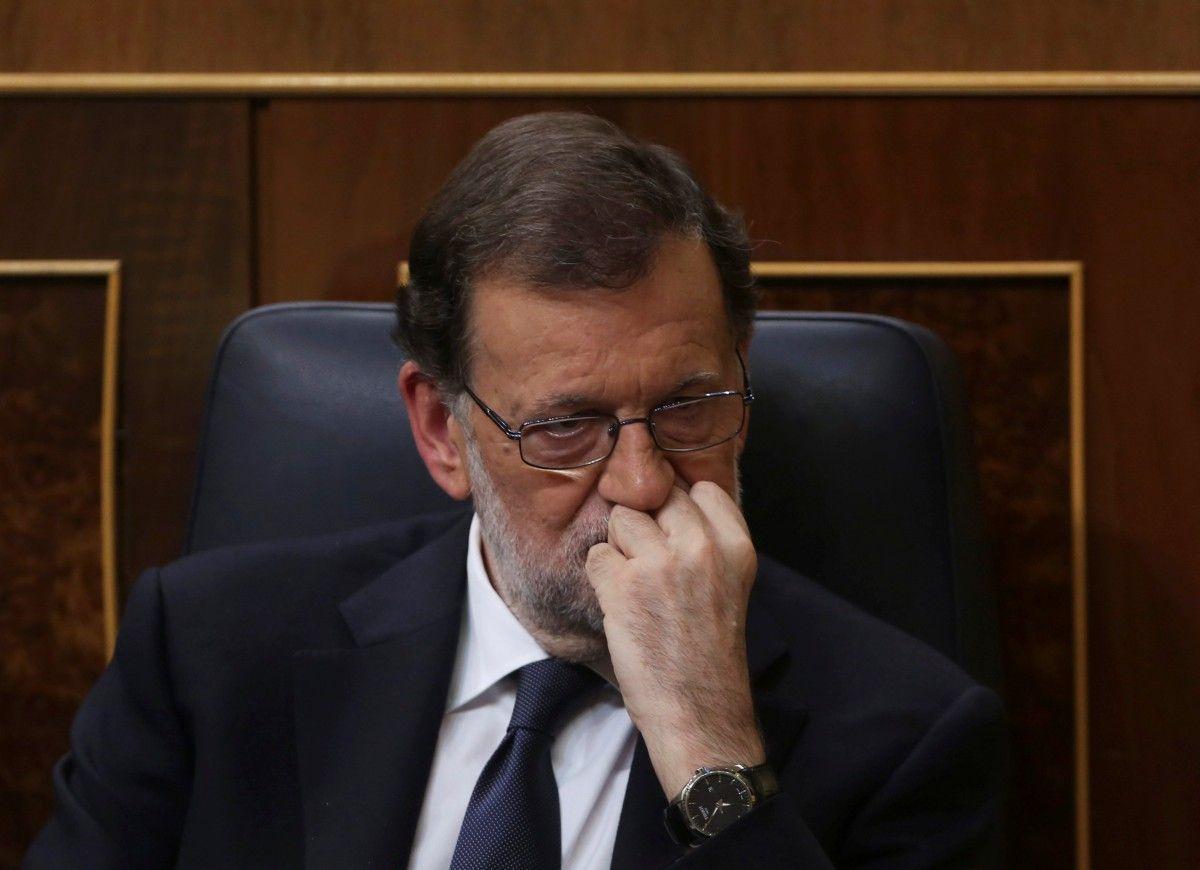 Парламент неодобрил кандидатуру премьера спервого раза