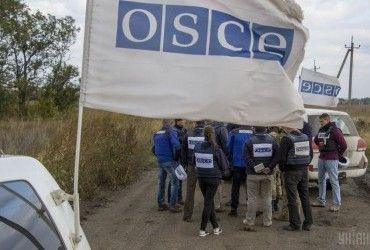 Місія ОБСЄ розмістила спостерігачів у Станиці Луганській