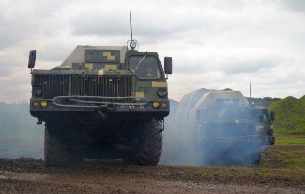 Одеська ракетна бригада отримала наозброєння модернізований ЗРК С-300ПС