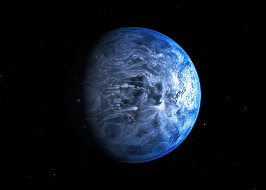NASA обнаружило планету с ужасной погодой / nasa.gov