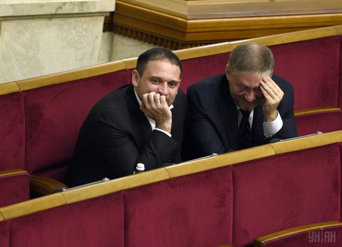 Семенченко попытался апеллировать к совести Добкина-младшего / Фото УНИАН