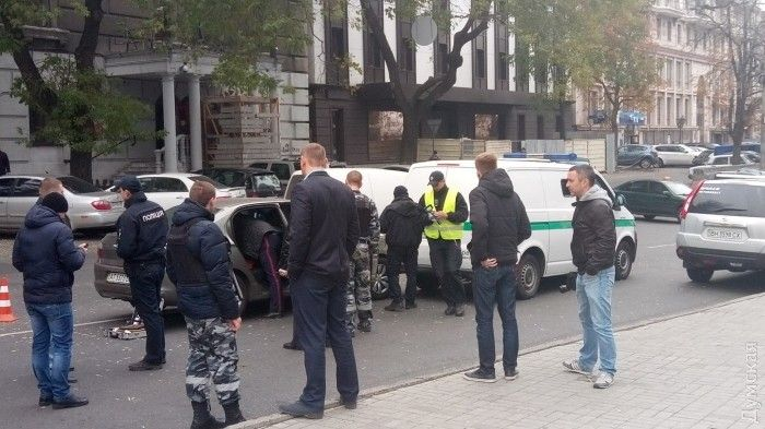 На місці працюють правоохоронці / dumskaya.net