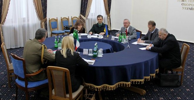 Долгов закликав європейських партнерів посилювати режим санкцій проти агресора / mil.gov.ua