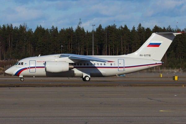 літак знаходився в повітряному просторі Естонії приблизно півхвилини / obozrevatel.com