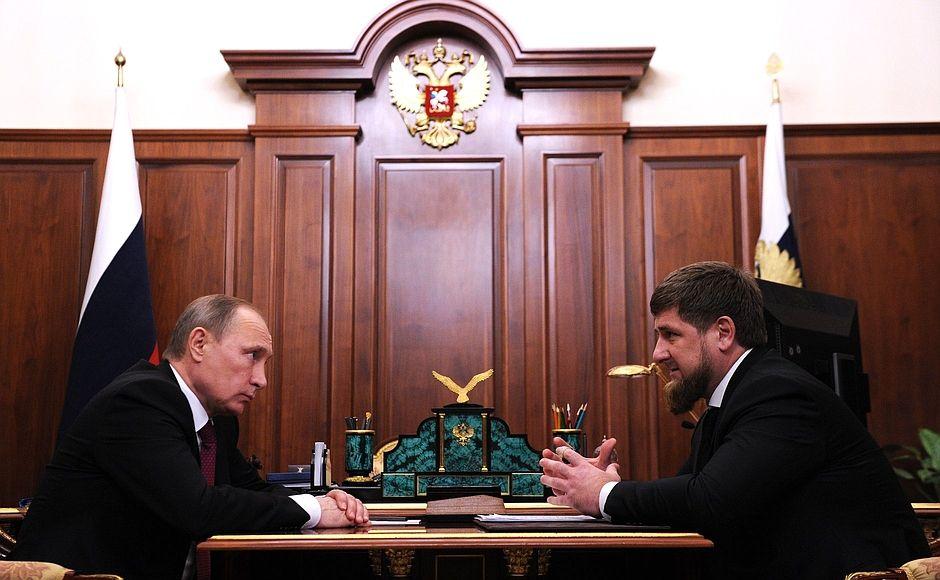 Росія займає 148 з 180 місць у рейтингу свободи преси / kremlin.ru