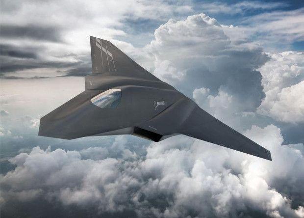 Список вимог до нового винищувача військові сформують після аналізу сучасні збройових розробок / Ілюстрація Boeing