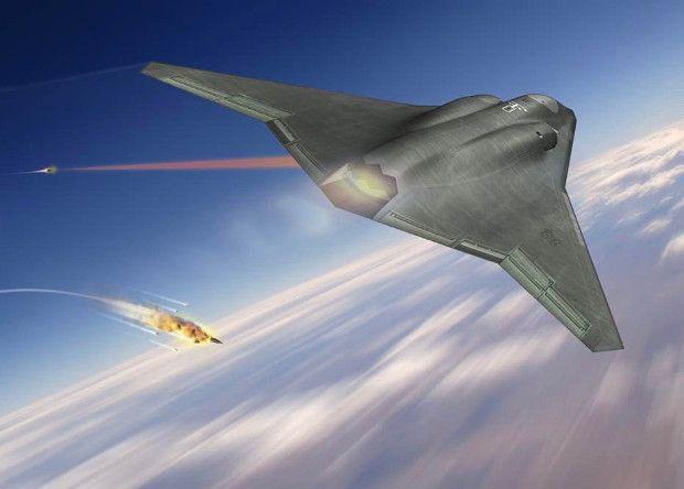 Ілюстрація Northrop Grumman
