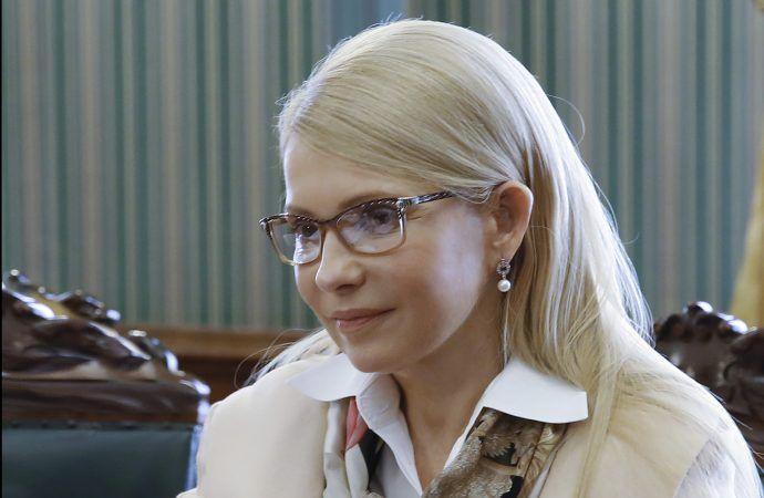 Юлия Тимошенко / ba.org.ua