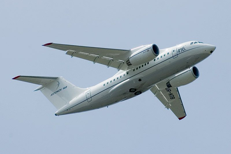 СамолетыГП «Антонов» получат сертификацию ЕС,— Омелян