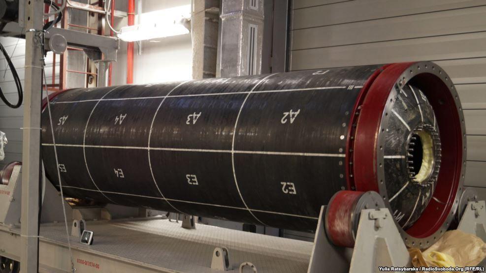 ВУкраинском государстве создали новый ракетный комплекс «Гром»