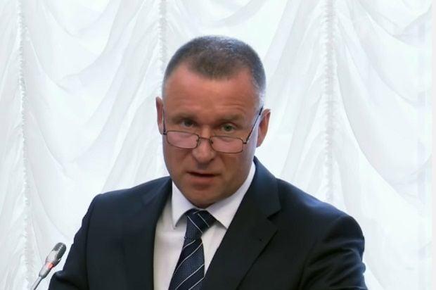 Евгений Зінічев / Скриншот видео