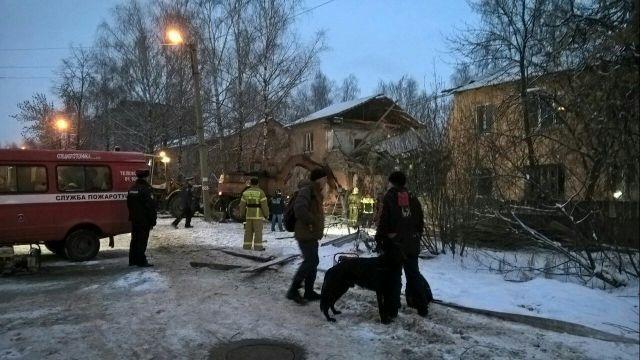 При вибуху загинула молода сім'я / Фото: РЕН ТВ