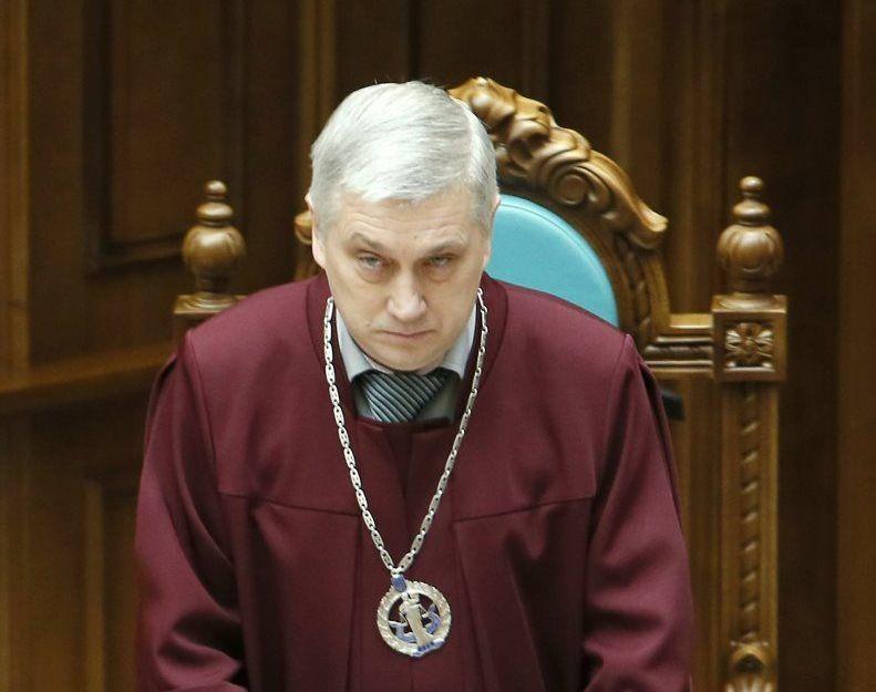 Сергейчук був призначений суддею КСУ у вересні 2010 року / Фото УНІАН