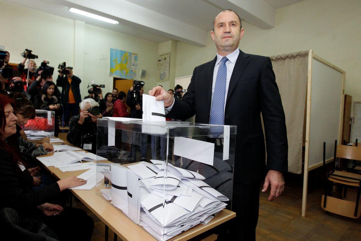 Президент обвинил РФ впопытке сломать ЦИК— Выборы вБолгарии