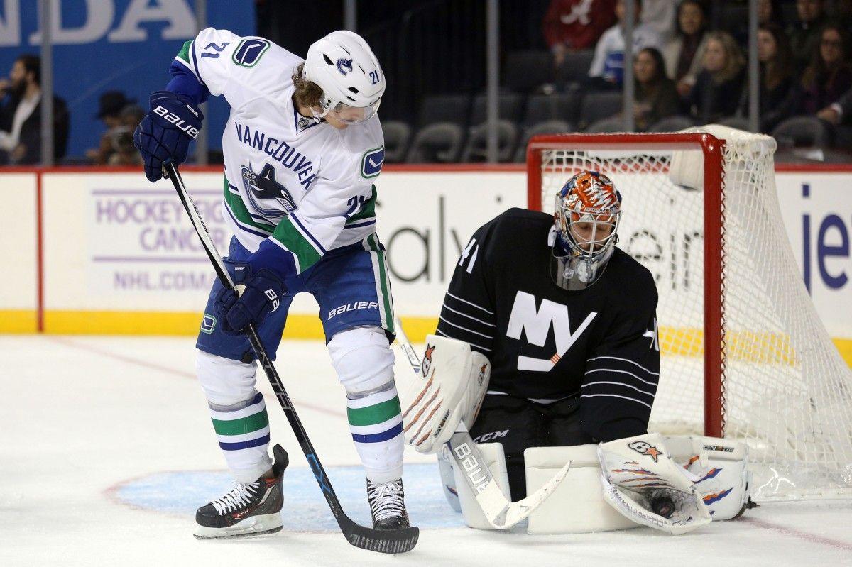 Гол Кулемина помог «Нью-Йорк Айлендерс» обыграть «Ванкувер» вматче НХЛ