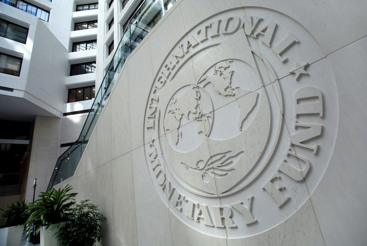 МВФ / REUTERS