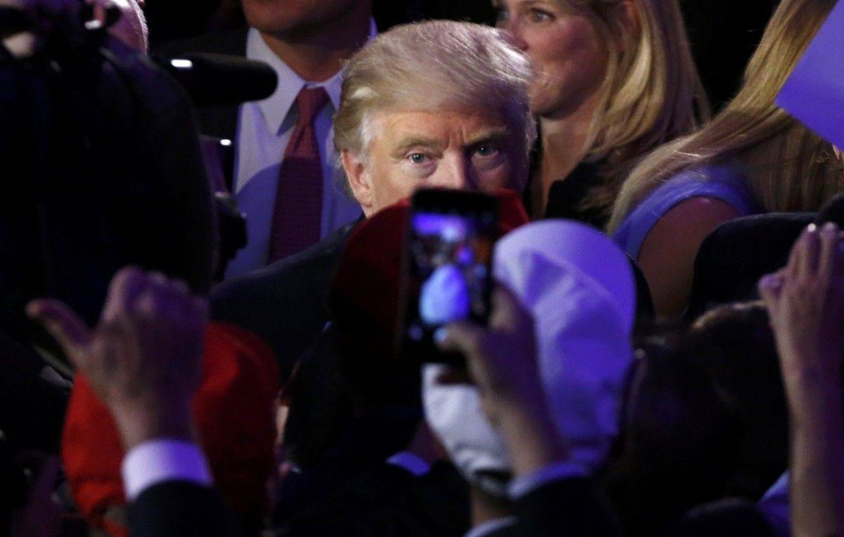 Американский портал обнародовал скандальное досье наДональда Трампа