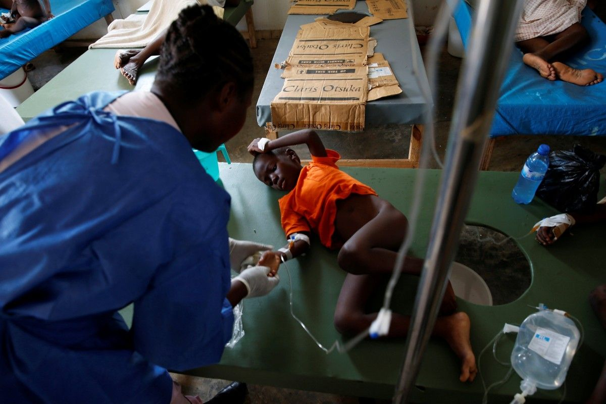 Последствия гражданской войны: Все большее число смертельных случаев из-за холеры вЙемене