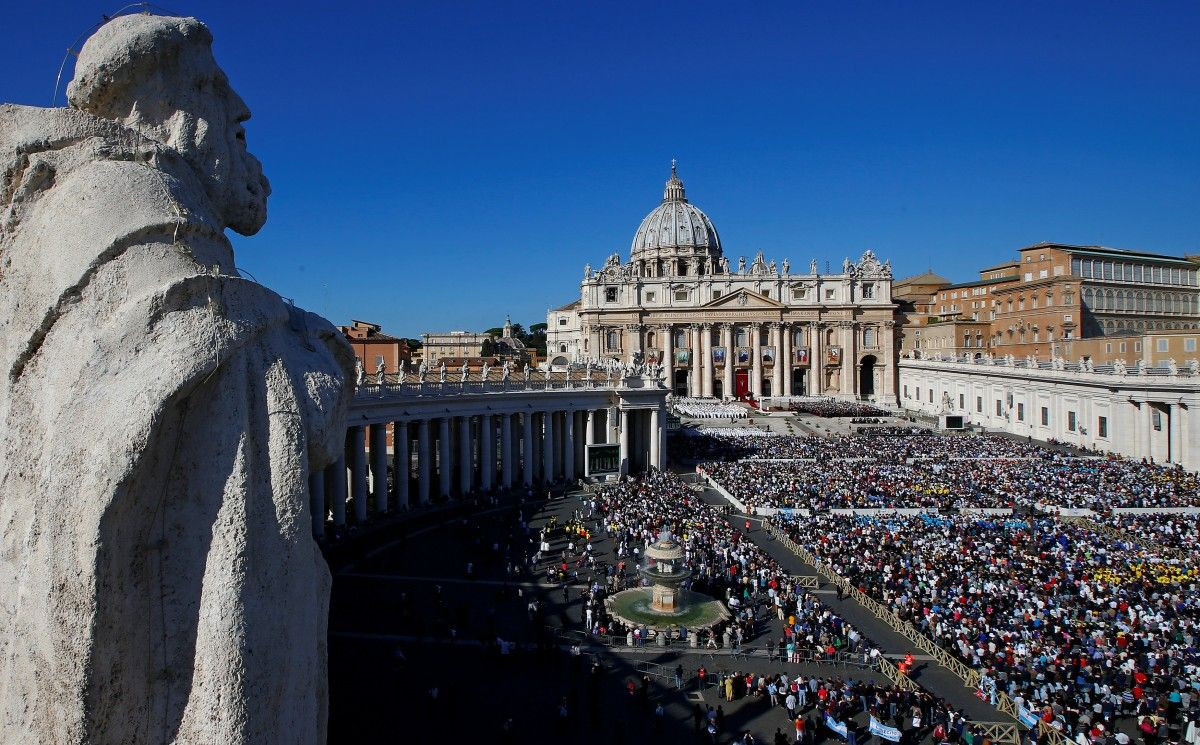 Ватикан / REUTERS