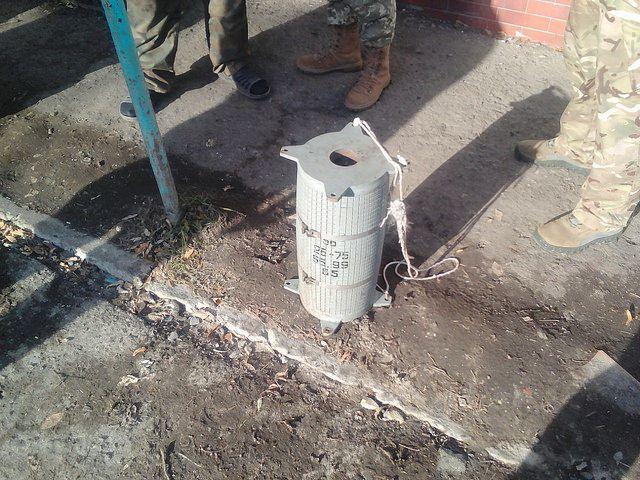Правоохранители обнаружили взрывчатку в непосредственной близости от дороги / ssu.gov.ua