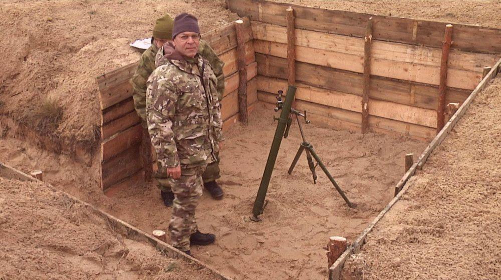 Председатель оборонного комитета отметил, что продемонстрированные образцы вооружений были изготовлены ПАО