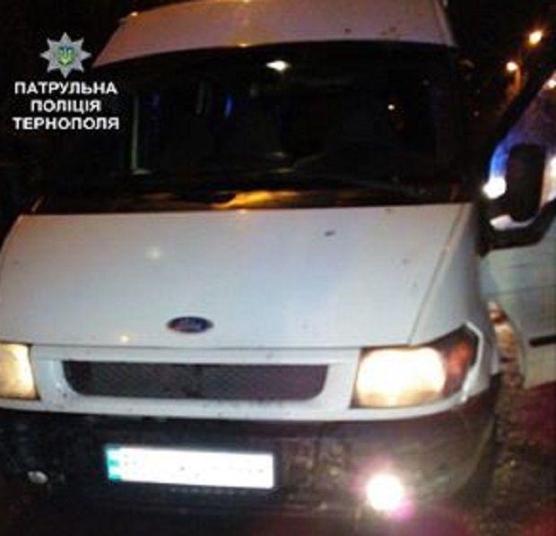 Винуватець аварій був у стані алкогольного сп'яніння / tp.npu.gov.ua