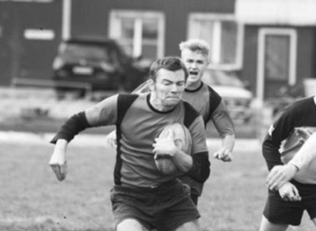 Денис Здоровец / rugby.org.ua