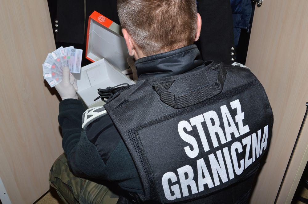 У главаря преступников изъяли более 100 ID-карточек / europol.europa.eu