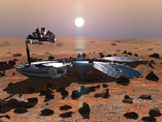 Запущенный наМарс в 2003г зонд Beagle 2 неразбился— ученые