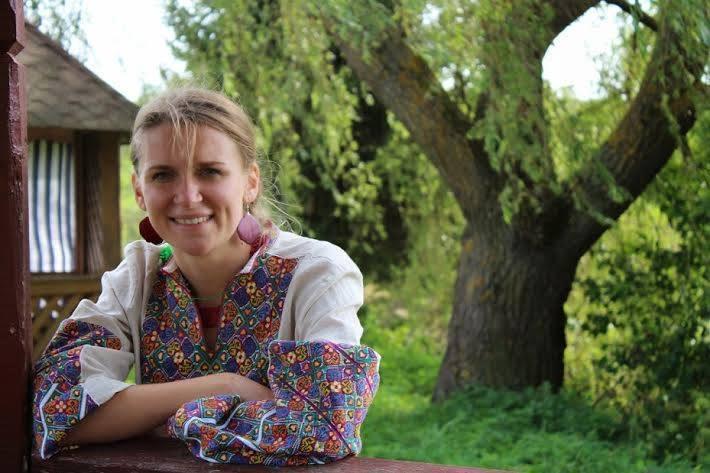 Соломия Бобровская / facebook.com/solomiia.bobrovska