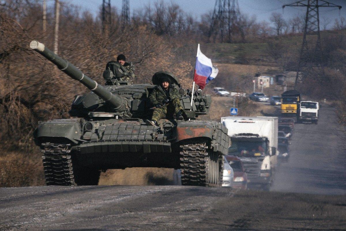 Боевики стреляли напредупреждение, когда СММ ОБСЕ отыскала ихтанк